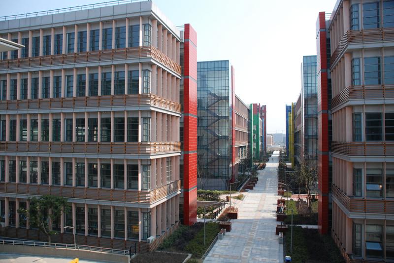 2012年度國優(you)工程——甦州創(chuang)意產業園B3區